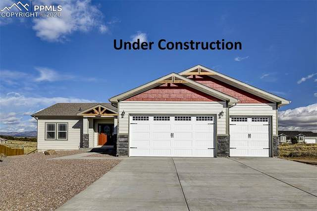 25 E Mcculloch Boulevard, Pueblo West, CO 81007 (#2427136) :: The Treasure Davis Team
