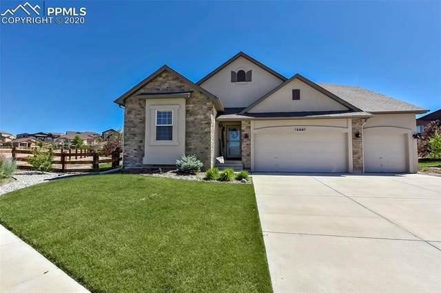 15697 Old Post Drive, Monument, CO 80132 (#2429143) :: Action Team Realty