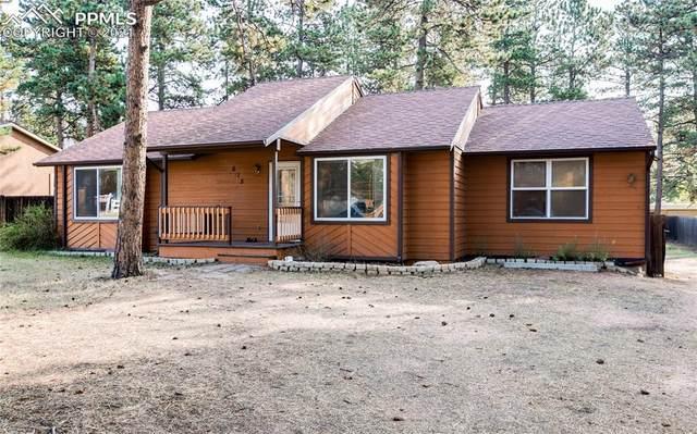 615 Spruce Street, Woodland Park, CO 80863 (#2430128) :: 8z Real Estate