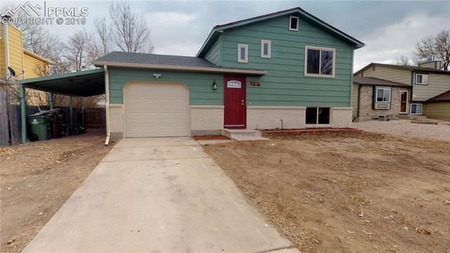 1069 Wernimont Circle, Colorado Springs, CO 80916 (#2430862) :: Colorado Home Finder Realty