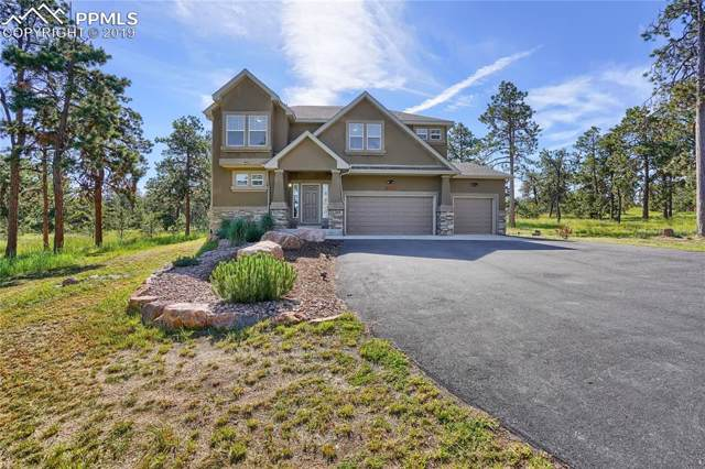 18517 Wetherill Road, Monument, CO 80132 (#2433244) :: Action Team Realty
