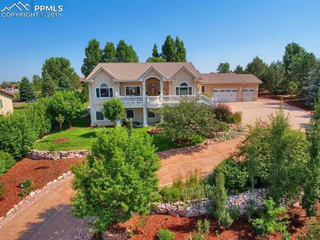 2180 Mulligan Drive, Colorado Springs, CO 80920 (#2438614) :: Jason Daniels & Associates at RE/MAX Millennium