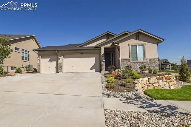 12449 Carmel Ridge Road, Colorado Springs, CO 80921 (#2439905) :: Compass Colorado Realty