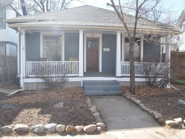 915 W Colorado Avenue, Colorado Springs, CO 80905 (#2441559) :: Venterra Real Estate LLC