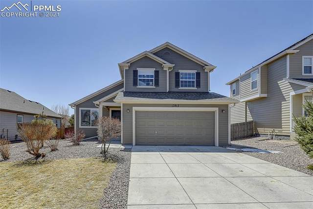 12817 Oakland Hills Road, Peyton, CO 80831 (#2441802) :: Tommy Daly Home Team