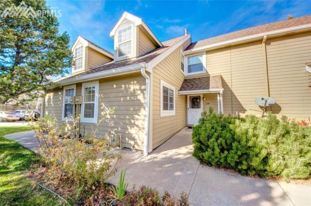 278 Cobblestone Drive, Colorado Springs, CO 80906 (#2441875) :: RE/MAX Advantage
