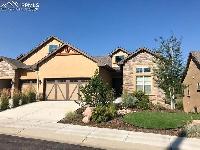 1312 Longs Point, Woodland Park, CO 80863 (#2442003) :: Fisk Team, RE/MAX Properties, Inc.
