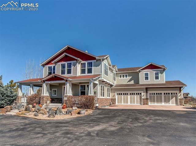 33610 Tribute Circle, Elizabeth, CO 80107 (#2442208) :: Finch & Gable Real Estate Co.