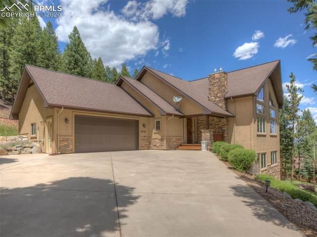 1312 Spruce Ridge Lane, Woodland Park, CO 80863 (#2444111) :: The Harling Team @ Homesmart Realty Group