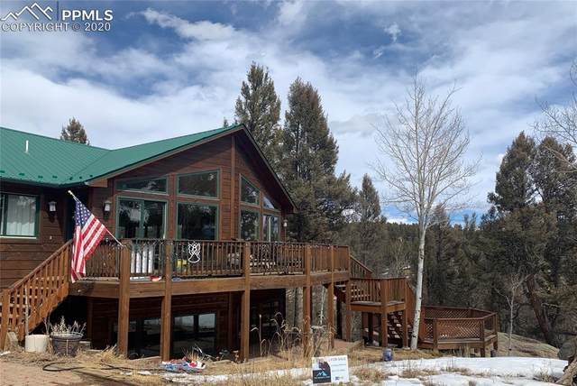 475 Porphry Road, Florissant, CO 80816 (#2444397) :: Fisk Team, RE/MAX Properties, Inc.
