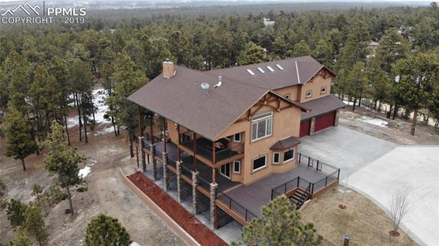 11530 Columbine Hills Road, Colorado Springs, CO 80908 (#2449014) :: Fisk Team, RE/MAX Properties, Inc.