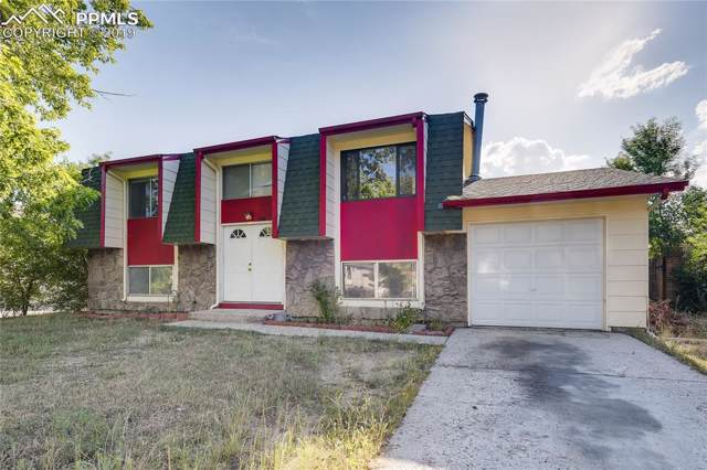 2550 Gina Drive, Colorado Springs, CO 80916 (#2450416) :: Tommy Daly Home Team