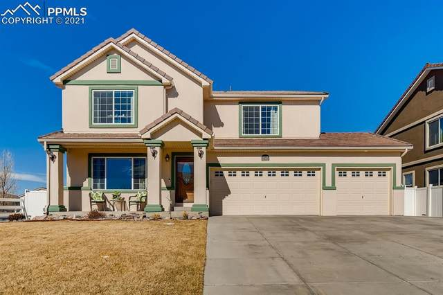 7824 Candlelight Lane, Fountain, CO 80817 (#2450682) :: The Scott Futa Home Team