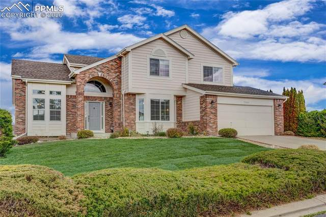 7060 Highcroft Drive, Colorado Springs, CO 80922 (#2452963) :: The Treasure Davis Team
