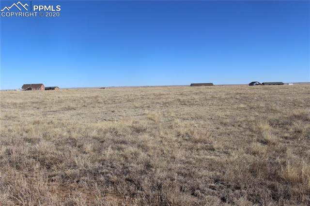 175 N Dinner Bell Drive, Calhan, CO 80808 (#2453470) :: Tommy Daly Home Team