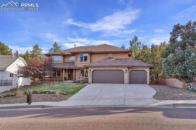 2835 Halleys Court, Colorado Springs, CO 80906 (#2455601) :: The Kibler Group