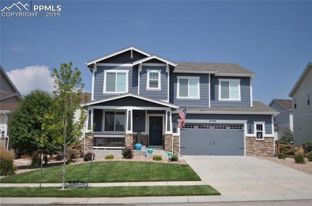 8248 Knotty Alder Circle, Colorado Springs, CO 80927 (#2457152) :: The Peak Properties Group