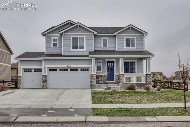 7130 Golden Acacia Lane, Colorado Springs, CO 80927 (#2457521) :: The Kibler Group