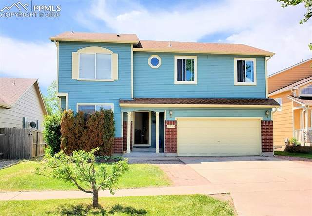 4379 Prairie Willow Drive, Colorado Springs, CO 80920 (#2457757) :: Action Team Realty