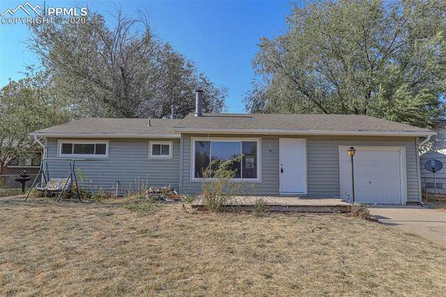 84 Doris Drive, Colorado Springs, CO 80911 (#2458827) :: The Scott Futa Home Team