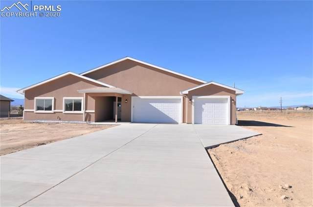 739 S Lone Cowboy Drive, Pueblo West, CO 81007 (#2460679) :: Action Team Realty