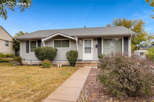 27 S Dunsmere Street, Colorado Springs, CO 80910 (#2462071) :: Fisk Team, RE/MAX Properties, Inc.