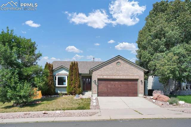 5153 Spotted Horse Drive, Colorado Springs, CO 80923 (#2463690) :: Action Team Realty