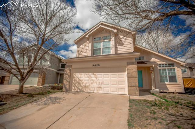 9428 Setting Moon Court, Colorado Springs, CO 80925 (#2468393) :: The Hunstiger Team