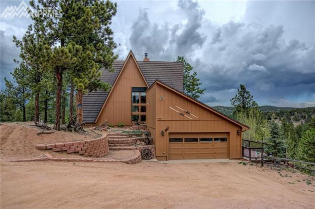 180 Brittany Drive, Florissant, CO 80816 (#2469766) :: 8z Real Estate