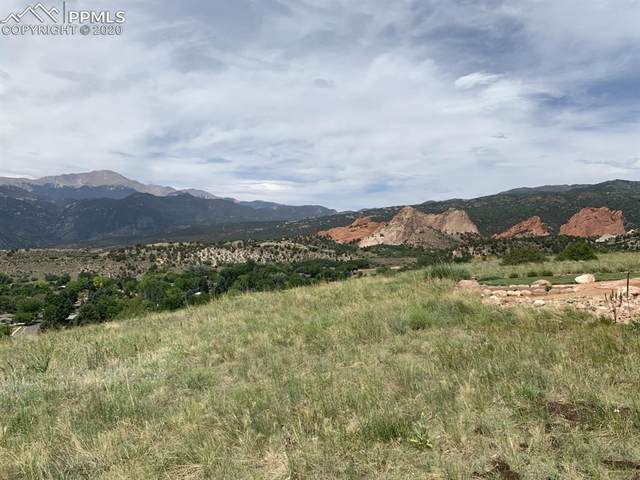 2740 Cathedral Rock View, Colorado Springs, CO 80904 (#2473658) :: Tommy Daly Home Team