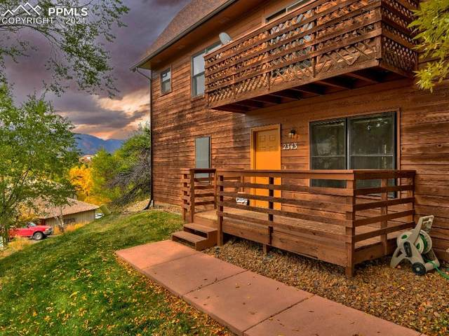 2343 Stepping Stones Way #1, Colorado Springs, CO 80904 (#2474428) :: Tommy Daly Home Team