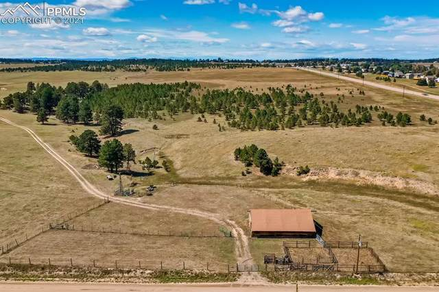33601 County Road 25 Road, Elizabeth, CO 80107 (#2475175) :: Tommy Daly Home Team