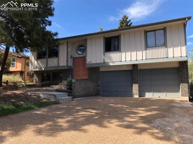 3167 Squaw Valley Drive, Colorado Springs, CO 80918 (#2475668) :: The Hunstiger Team