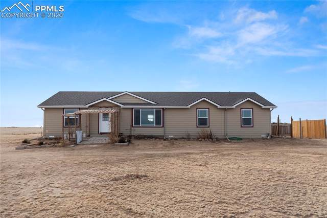 30087 Lonesome Dove Lane, Calhan, CO 80808 (#2476044) :: The Peak Properties Group