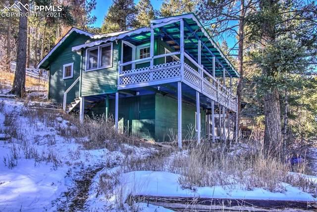 9445 Shoshone Road, Cascade, CO 80809 (#2476988) :: 8z Real Estate