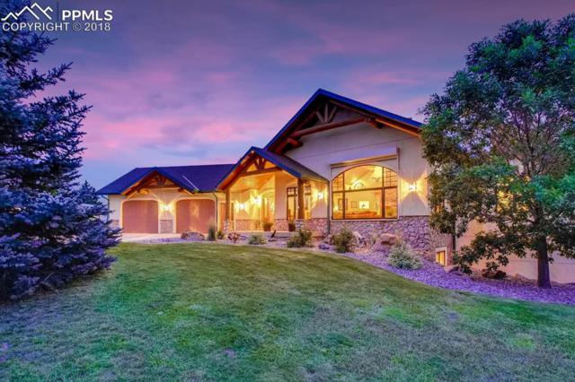 18020 County 100, Elbert, CO 80106 (#2478377) :: Jason Daniels & Associates at RE/MAX Millennium