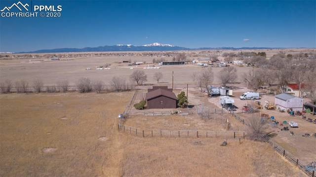 350 Longhorn Cattle Drive, Calhan, CO 80808 (#2480081) :: The Kibler Group