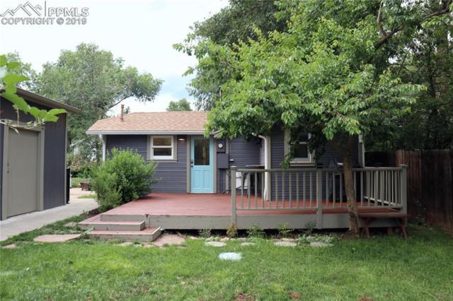 331 1/2 Cheyenne Boulevard, Colorado Springs, CO 80905 (#2482448) :: CC Signature Group