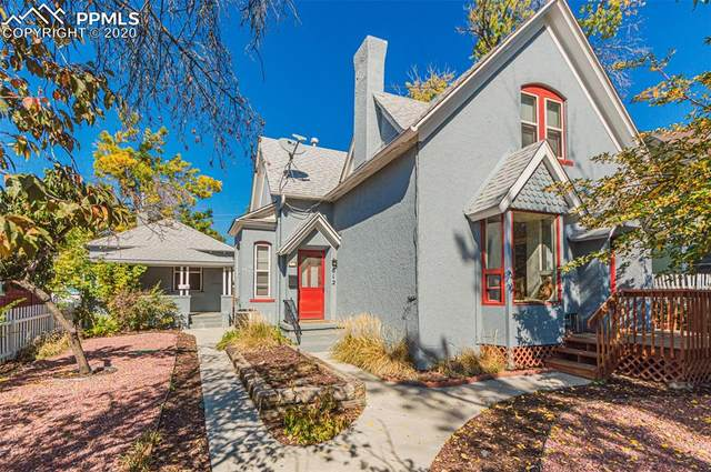 810 E Kiowa Street, Colorado Springs, CO 80903 (#2483120) :: 8z Real Estate