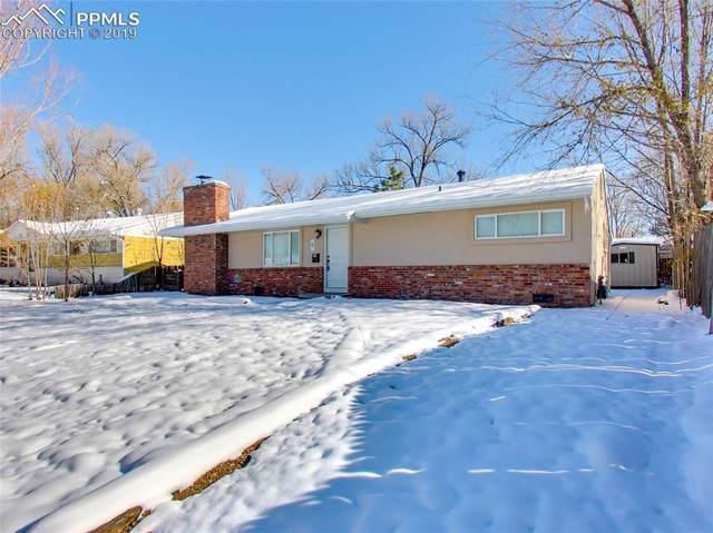 9 Easy Street, Colorado Springs, CO 80911 (#2485763) :: Action Team Realty