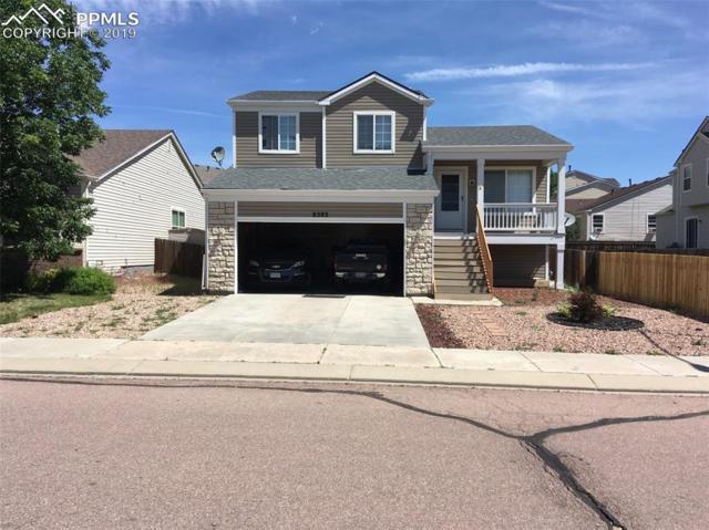 8383 Silver Glen Drive, Fountain, CO 80817 (#2487025) :: The Peak Properties Group