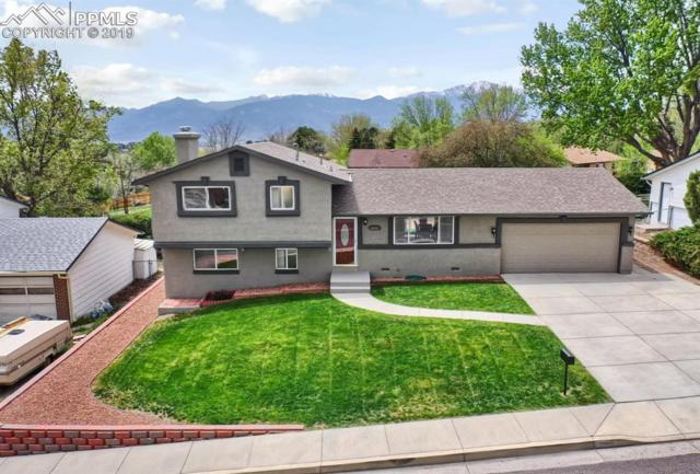 3365 Montebello Drive, Colorado Springs, CO 80918 (#2490832) :: The Kibler Group