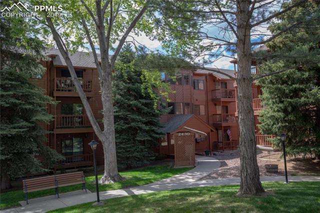 2430 Palmer Park Boulevard #203, Colorado Springs, CO 80909 (#2490982) :: The Kibler Group