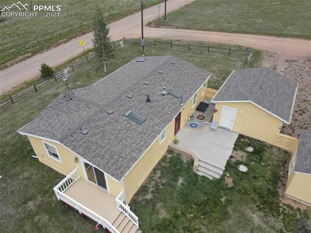 100 Longbow Drive, Divide, CO 80814 (#2494456) :: Venterra Real Estate LLC