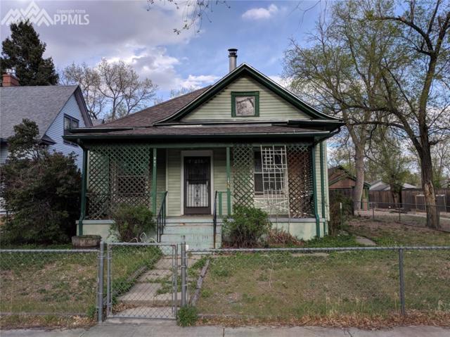 927 N Corona Street, Colorado Springs, CO 80903 (#2494727) :: 8z Real Estate