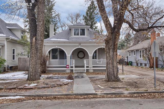 119 E Espanola Street, Colorado Springs, CO 80907 (#2495562) :: Jason Daniels & Associates at RE/MAX Millennium