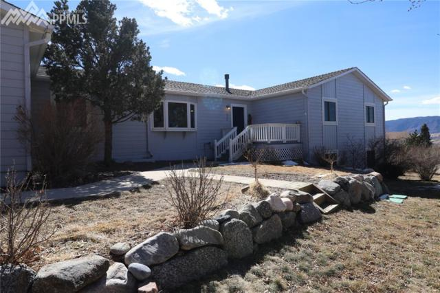 855 Caribou Drive, Monument, CO 80132 (#2497559) :: The Treasure Davis Team
