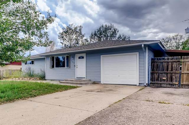 508 Rose Drive, Colorado Springs, CO 80911 (#2499871) :: Fisk Team, RE/MAX Properties, Inc.