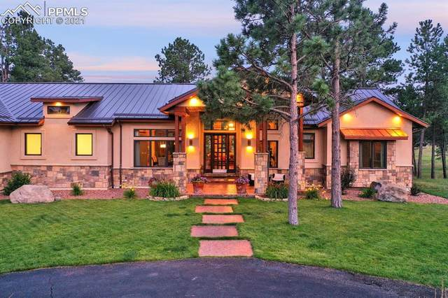 14834 Snowy Pine Point, Colorado Springs, CO 80908 (#2500184) :: Venterra Real Estate LLC