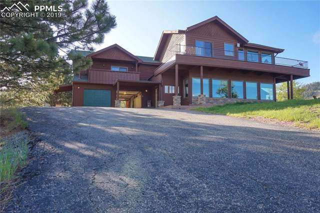 168 Bunker Hill Circle, Westcliffe, CO 81252 (#2501543) :: Fisk Team, RE/MAX Properties, Inc.